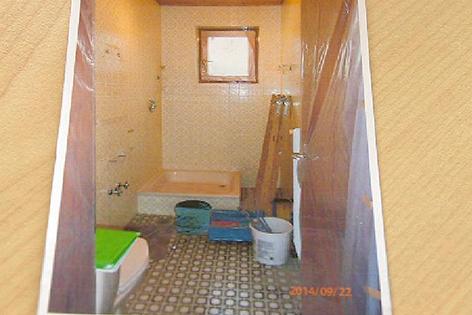 Die kleine Duschtasse mit Schwelle ist Geschichte ...